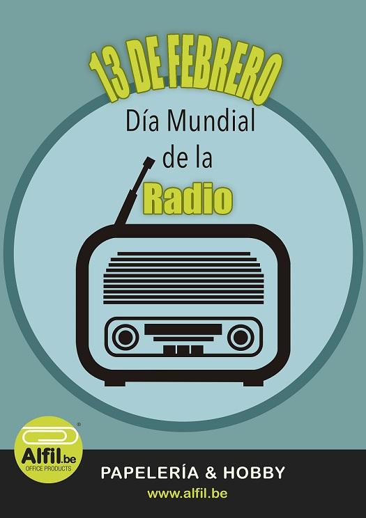 Día Mundial de la Radio 13-02-2017