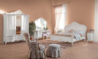 Kamar Set Klasik Duco Europa Style