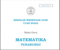 Buku Guru - Mata Pelajaran Matematika Kelas 10 SMALB Tunarungu