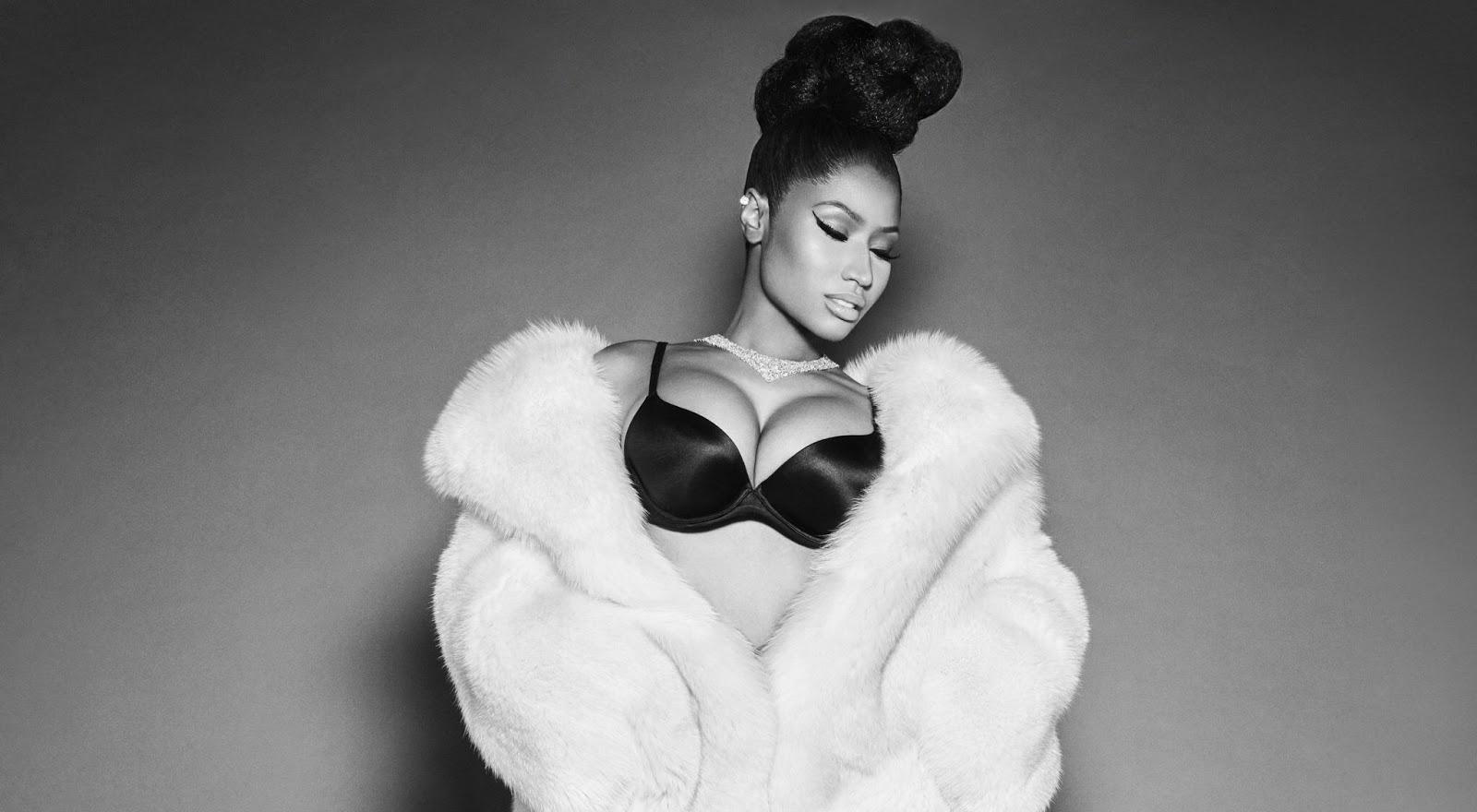 """Escucha """"Black Barbies"""", el nuevo remix de Nicki Minaj"""