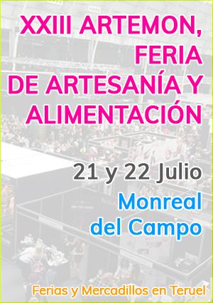 XXIII Artemon, Feria de Artesanía y Alimentación