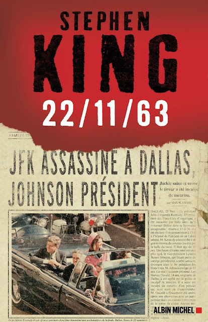 11.22.63 by Stephen King download or read it online for free
