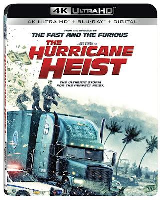 The Hurricane Heist 4K Ultra HD