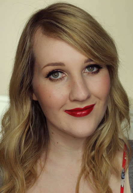 MAC Viva Glam Rihanna Lipstick - Swatches & Review