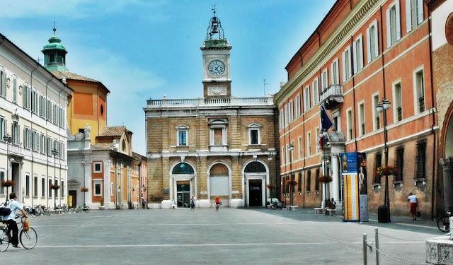 Sobre Ravena na Itália
