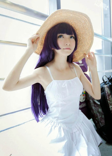 Beautiful Chinese Girl Cosplay