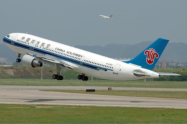 Gambar Foto Pesawat Airbus A300 06