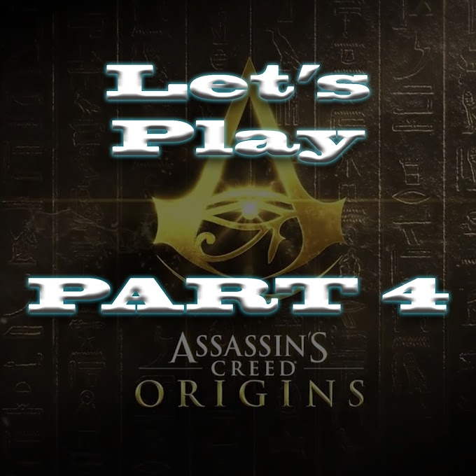 Tech Boy plays Assassin's Creed Origins P4
