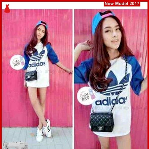 MSF0127 Model Blouse Adidas Murah Tee Modis BMG