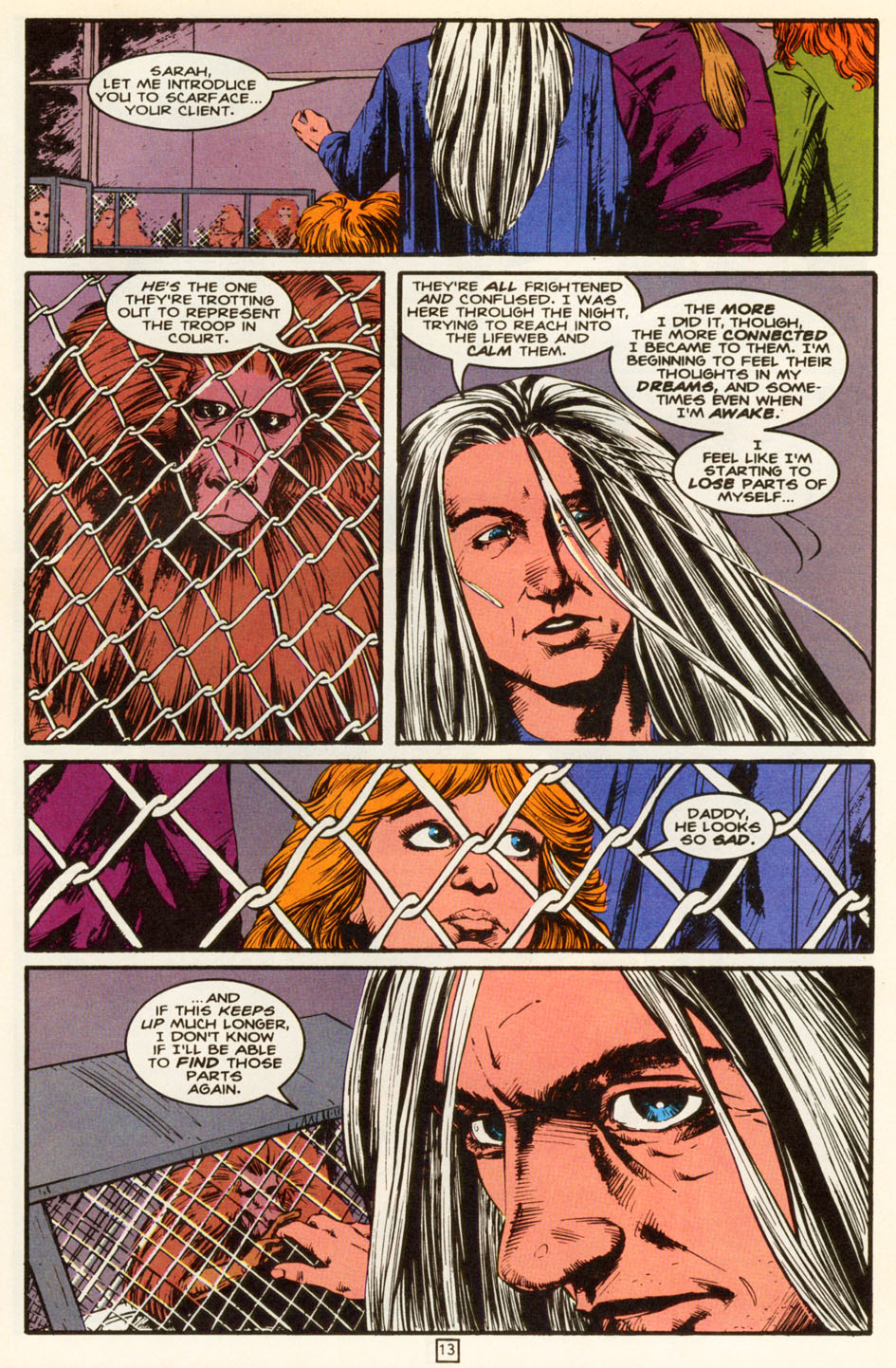 Read online Animal Man (1988) comic -  Issue #83 - 14