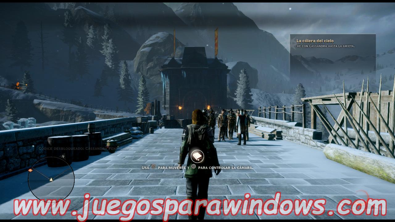 Dragon Age Inquisition Multilenguaje ESPAÑOL XBOX 360 (Región FREE) (COMPLEX) 15