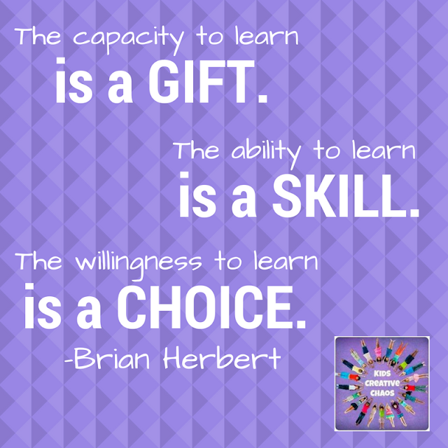 Learning Quote: Willingness is a Choice