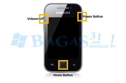 Cara Root Samsung Galaxy Young (GT-S5360) 3