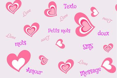 Petits mots doux a envoyer par SMS