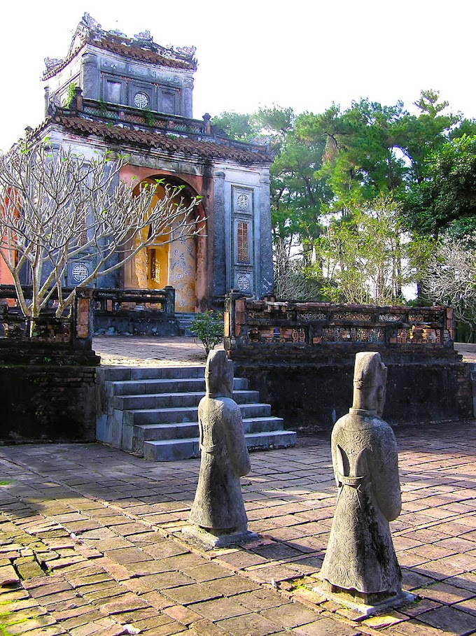 Hidden Treasures of Emperor Tu Duc