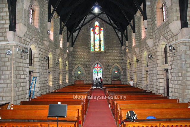 St. Michael's Church Sandakan Photo