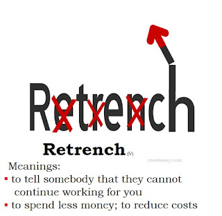 Retrench, vocabeasy, learn words from figure