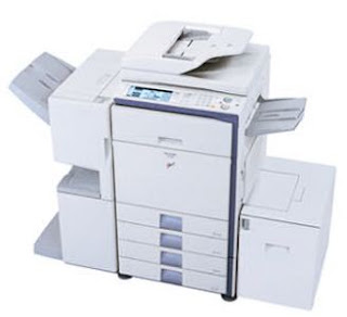 SHARP MX-2700N Printer Driver Download