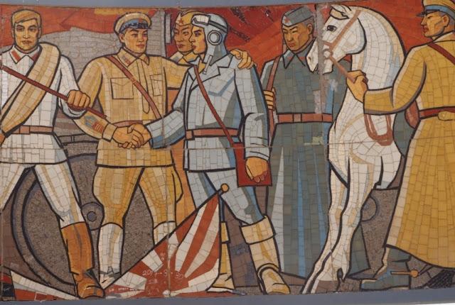 MONGOLIË (1): ULAANBAATAR, HET SCHAAKBORD VAN BOEDDHA, STALIN & DZJENGIS KHAN
