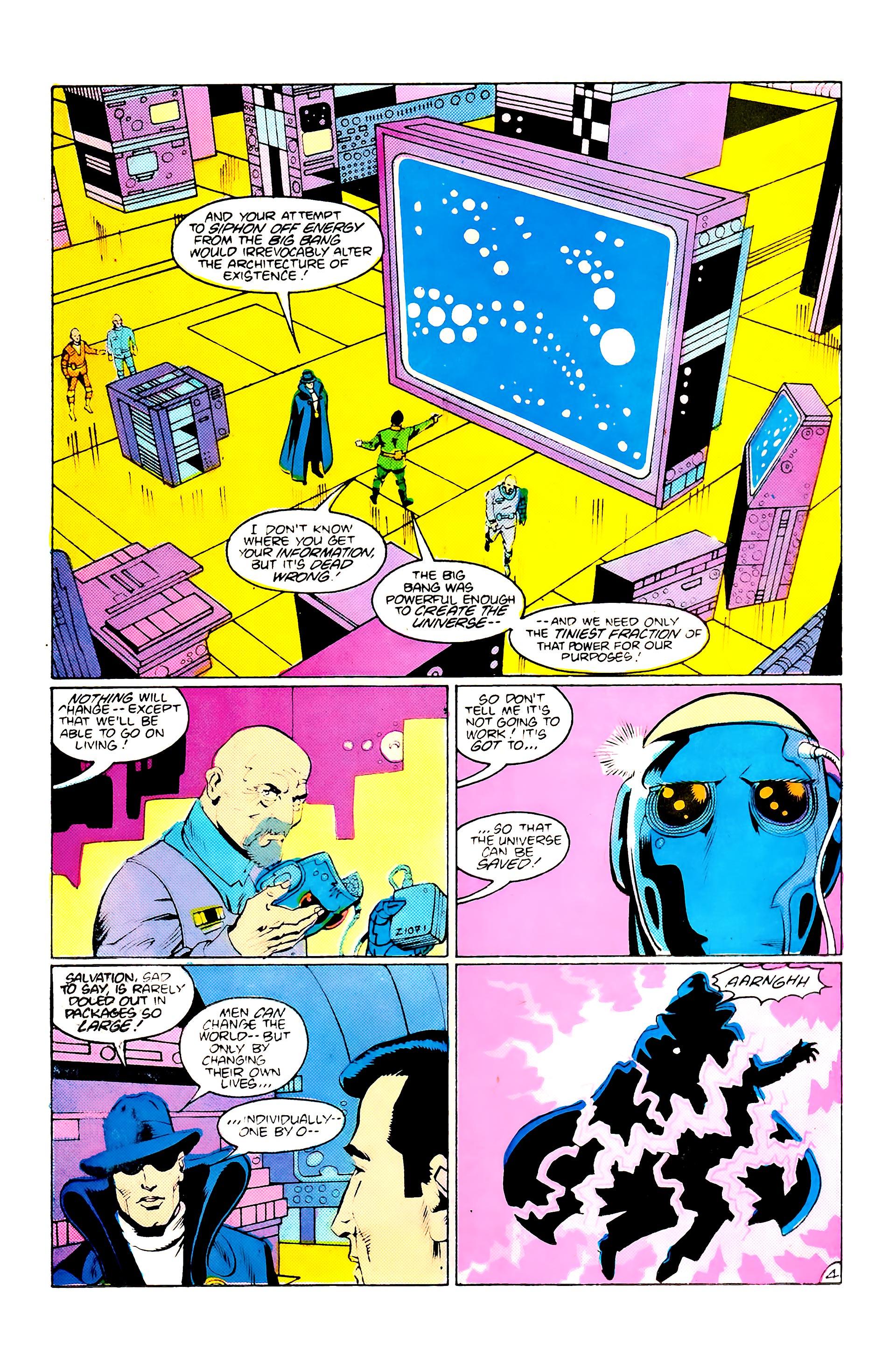 Read online Secret Origins (1986) comic -  Issue #10 - 30