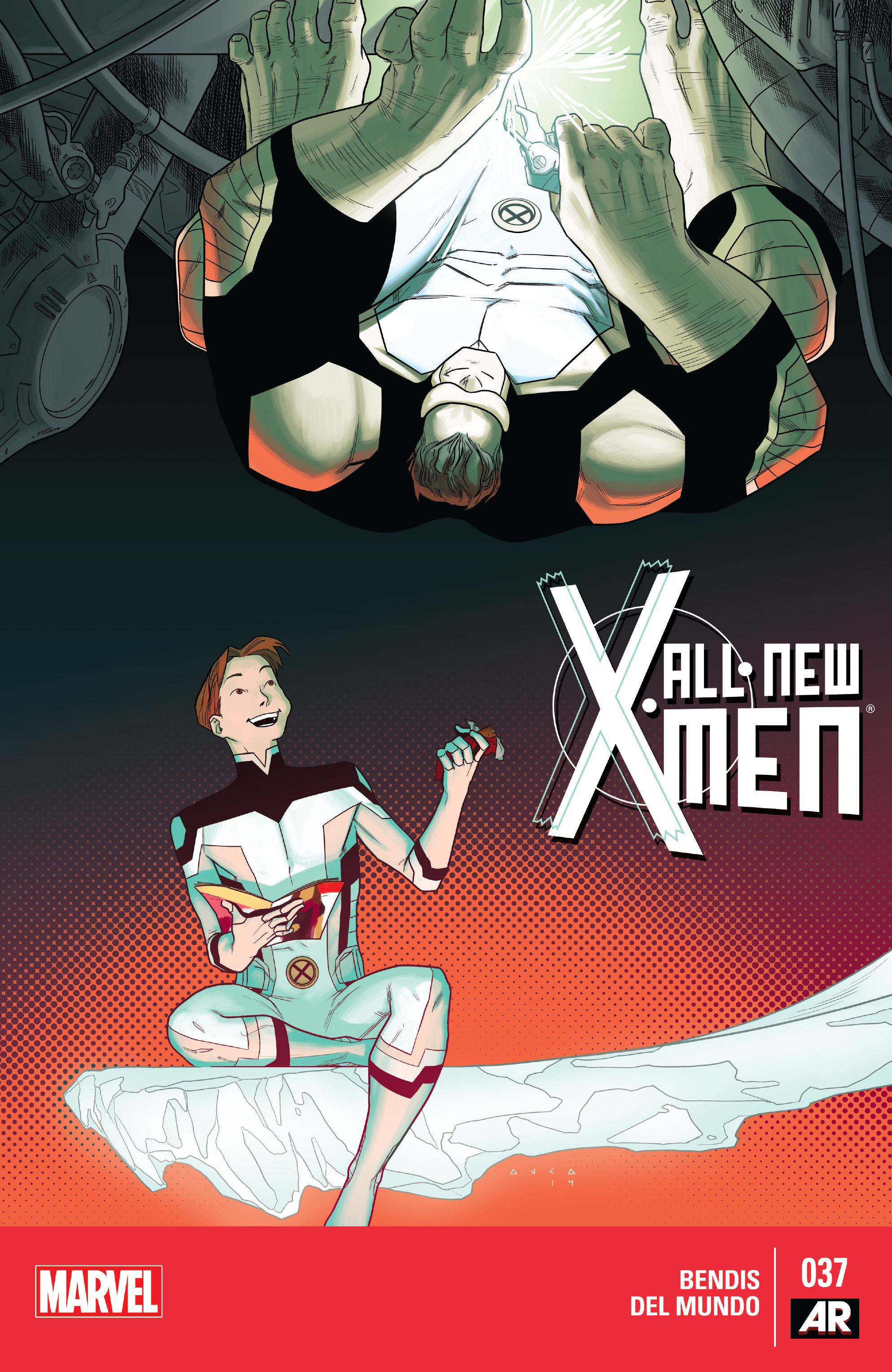 Read online All-New X-Men (2013) comic -  Issue #37 - 1