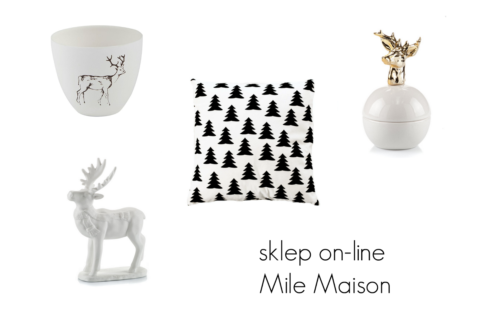 sklep Mile Maison