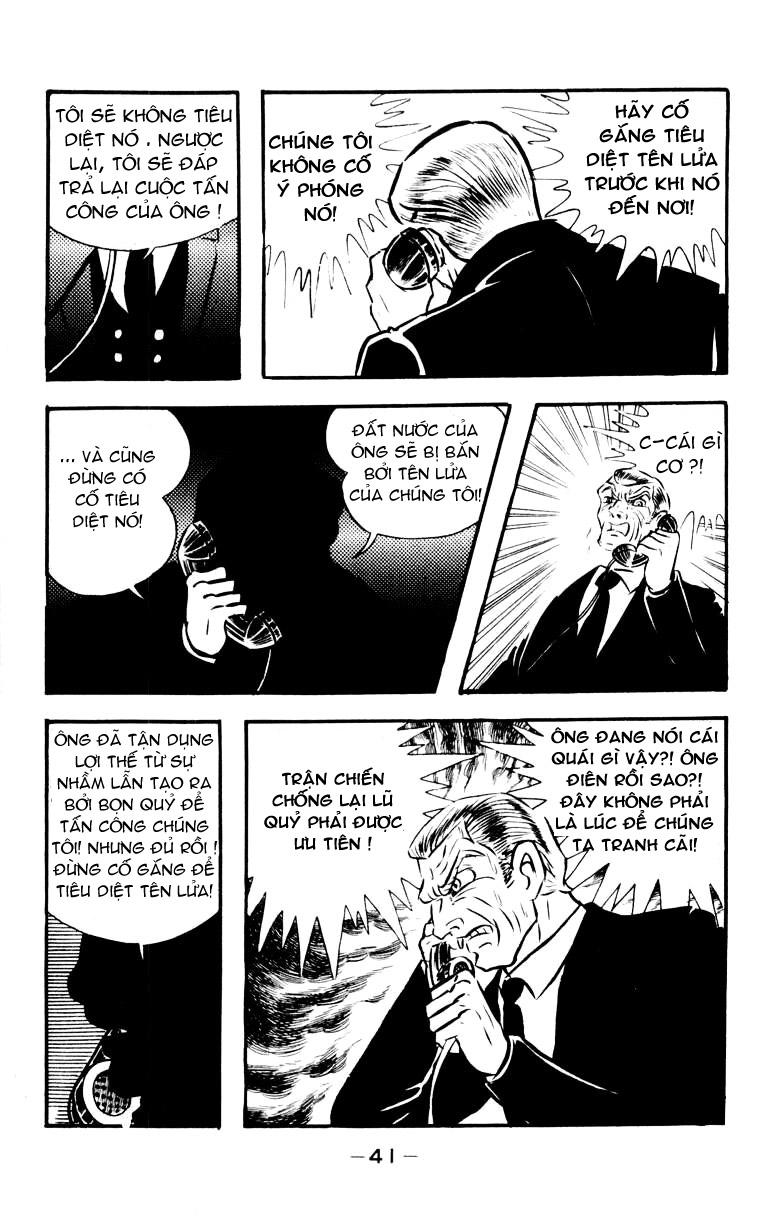 DevilMan chapter 17 trang 35