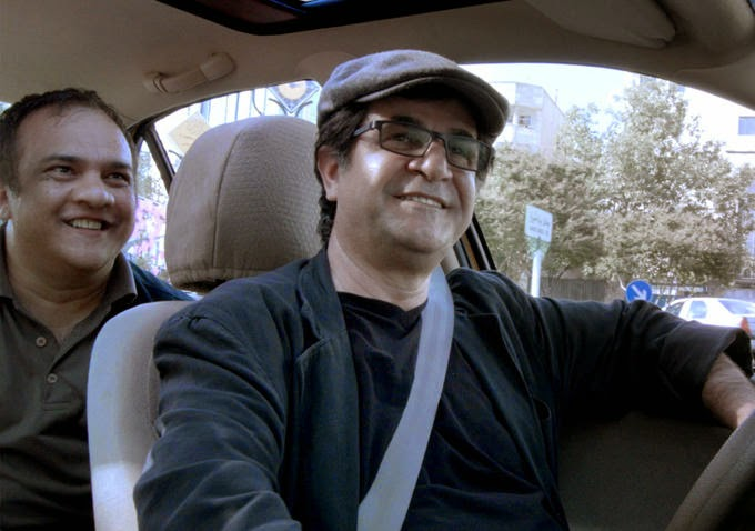 Taxi, Directed by Jafar Panahi, winner of the Golden Bear at 65th Berlin International Film Festival, starring Jafar Panahi
