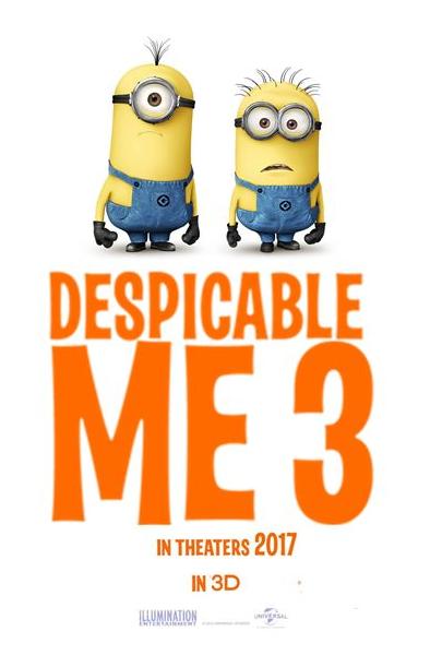 Film Despicable Me 3 2017 Bioskop