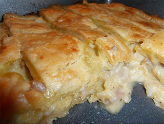 Grandma's Chicken Pie