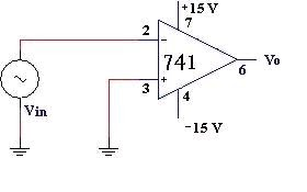 new lab project: How to test or check op-amp uA 741