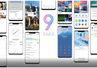 Update to Android 9.0 / EMUI 9 on Huawei