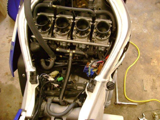 david's day off: carburetor mechanics 101 part 1 yamaha warrior 350 engine diagram
