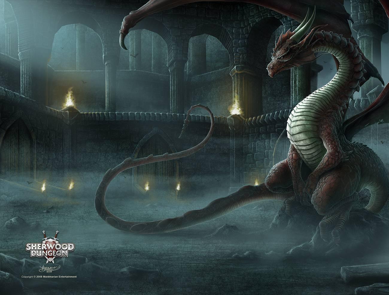 Sherwood Dungeon 53