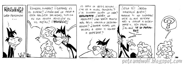 Mi Oveja Eléctrica: Pedro y Lobo #32