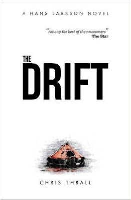 The Drift, a book about being lost at sea by Chris Thrall