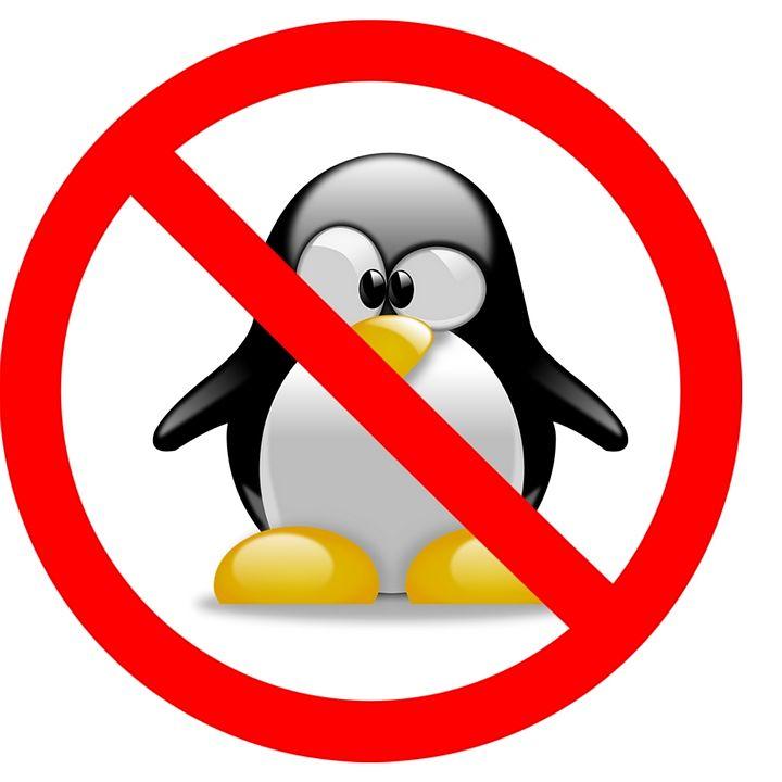 motivos para no usar linux