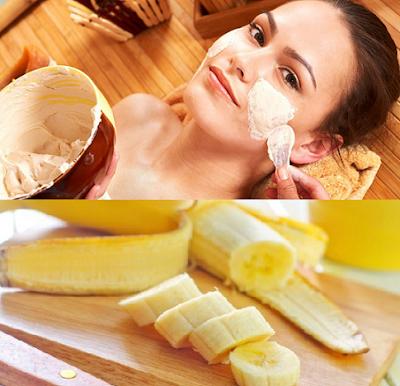 5 cara ampuh menghilangkan jerawat dengan pisang