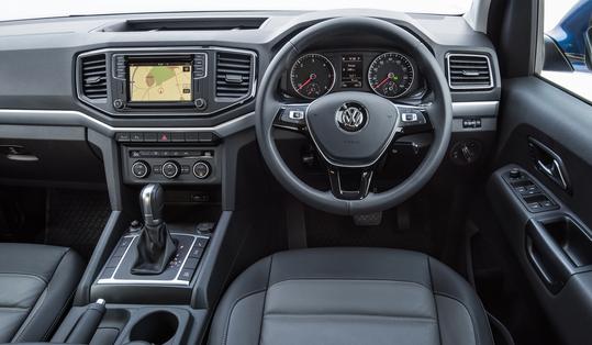 2018 Volkswagen Amarok V6