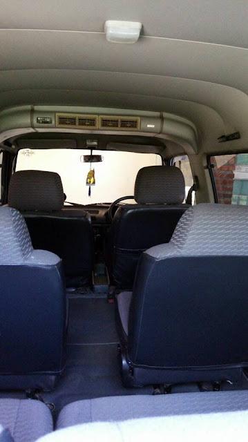 Suzuki Realvan Grv tahun 2002 bekas