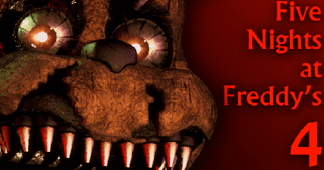 تحميل لعبة five nights at freddy's 5