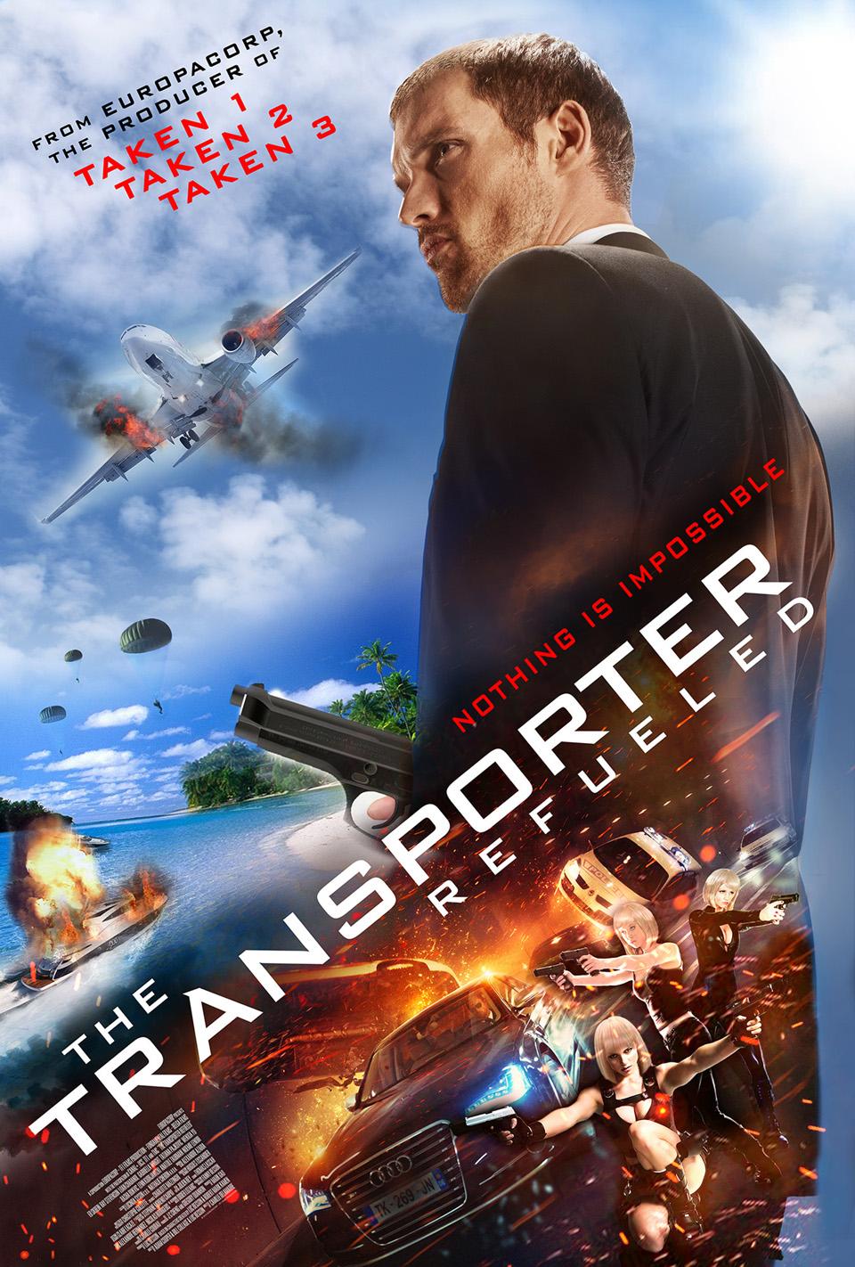 The Transporter Legacy เพชฌฆาต สัญชาติเทอร์โบ ภาค 4 [HD][พากย์ไทย]