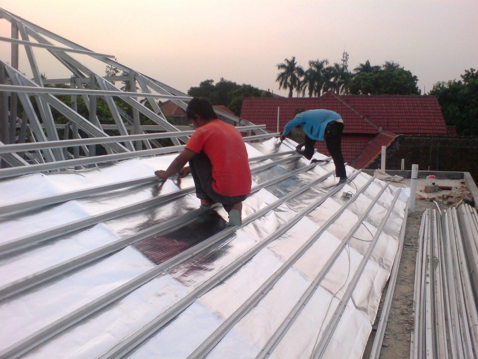 Harga Baja Ringan Murah Di Tangerang - Garuda: Paket Ringan, Alminium ...