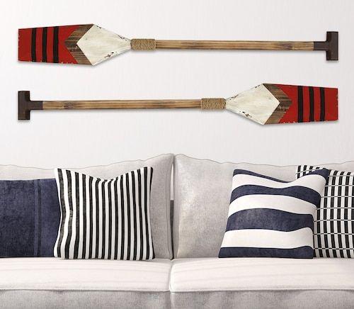 Decorative Wall Oars