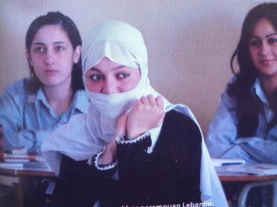 wanita lebanon