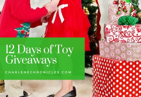 12 Days of Holiday Toys Giveaway