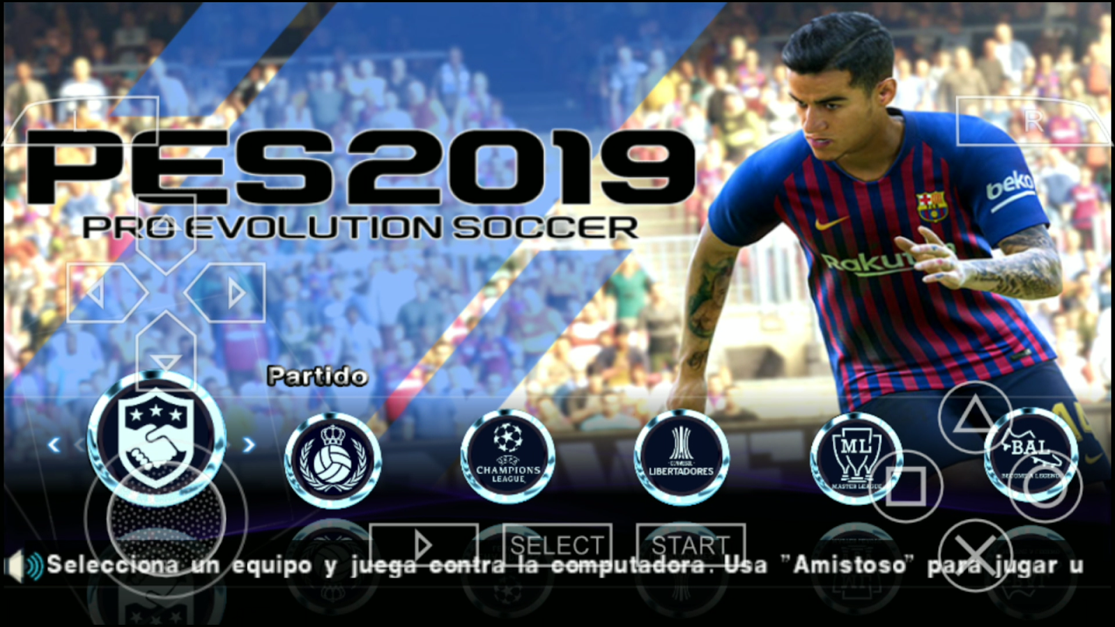 pes 19 mobile