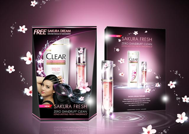 Clear Sakura Shampo Anti Ketombe Terbaik