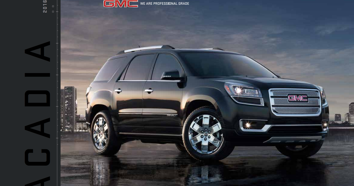 graff mt pleasant blog downloadable 2016 gmc acadia denali brochure. Black Bedroom Furniture Sets. Home Design Ideas