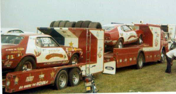 Just A Car Guy: drag racing teams and cool paint jobs